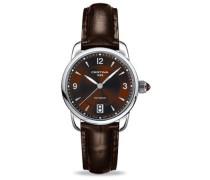 Armbanduhr XS Analog Quarz Leder C025.210.16.297.00