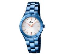 Damen-Armbanduhr Analog Quarz Edelstahl 18249/1