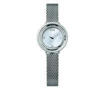 Damen-Armbanduhr Analog Quarz Edelstahl 1502340