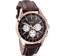 Herren-Armbanduhr Chronograph Quarz 3413.27
