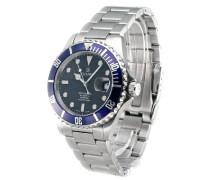 Armbanduhr XL Diver Analog Automatik Edelstahl 1571.2135-SW