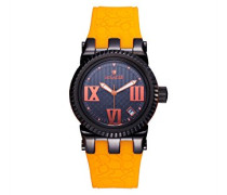 Italy - Damen -Armbanduhr OLA0643BK/OR