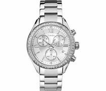 Damen-Armbanduhr Chronograph Quarz TW2P66800