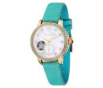 Damen- Armbanduhr Analog Mechanik ES-8029-07