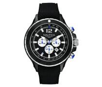 Armbanduhr XL Chronograph Quarz Silikon A22625G