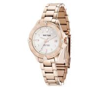 Armbanduhr 250 Analog Quarz Edelstahl R3253250503