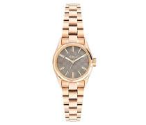 Analog Quarz Uhr mit Edelstahl Armband R4253101525