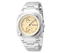 Armbanduhr Analog Quarz Edelstahl 92-0008-503