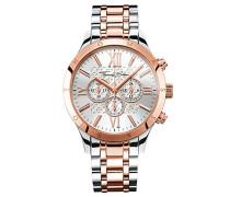 Armbanduhr Chronograph Quarz Edelstahl WA0225-272-201-43 mm
