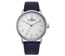 Datum klassisch Quarz Uhr mit Nylon Armband WB070UB