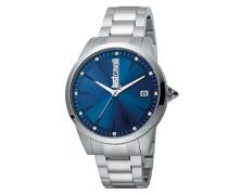 Analog Quarz Uhr mit Edelstahl Armband JC1G037M0075