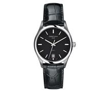 Armbanduhr XL Analog Quarz Leder C022.610.16.051.00
