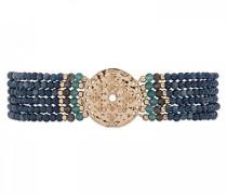 Damen-Manschetten Armbänder Vergoldet E18SVENUNA