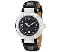 Armbanduhr XS New Reve Analog Quarz Leder 68Q99D009S009