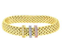 Armband 925 Sterling Silber Zirkonia SBT1504Y