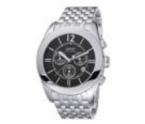 Armbanduhr Analog Quarz Edelstahl ES102231004