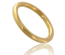 Ring, 9 Karat (375) Gelbgold, 65 (20.7)
