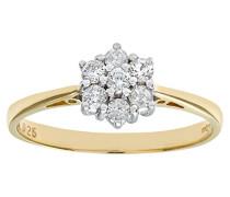 Ring 750 Gelbgold 18 K Diamant PR01594 18KY-P
