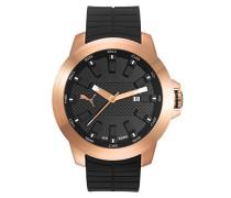 Puma Analog Quarz Uhr mit Plastik Armband PU103901005