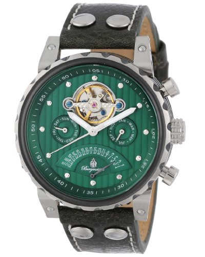 Limoges BM136-990 Herren Automatik-Uhr