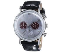 Armbanduhr TREMEZZO Analog Quarz Leder CRA110SN61BK