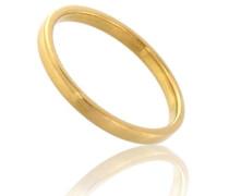 Ring, 9 Karat (375) Gelbgold, 69 (22.0)