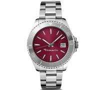 Damen-Armbanduhr Analog Quarz B08000350