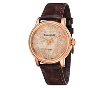 Herren- Armbanduhr Analog Quarz