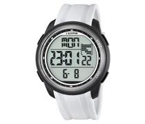 -Armbanduhr Digital Digital Plastik K5704/5