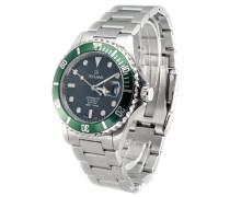 Armbanduhr XL Diver Analog Automatik Edelstahl 1571.2134-SW