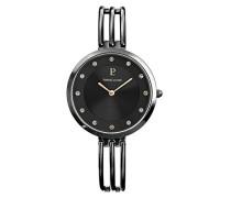 Analog Quarz Uhr mit Edelstahl Armband 016M939