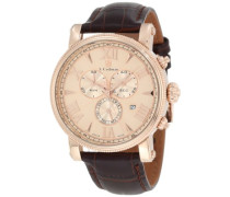 Herren- Armbanduhr Chronograph Quarz SC0302