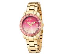 Uhrenbeweger Collection JUST SUNSET Edelstahl gold R7253202507