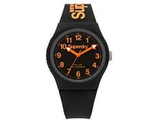 Analog Quarz Uhr mit Silikon Armband SYG164B
