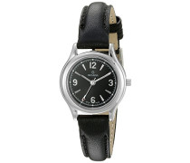 3207.1137 women'Armbanduhr PH4900-C-PH01T Analog Leder schwarz 3207.1137