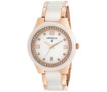 Damen-Armbanduhr Analog Quarz Keramik