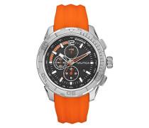 Armbanduhr Chronograph Quarz Silikon A18723G