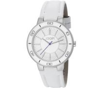 Armbanduhr Insight Analog Quarz Leder JP101032F09