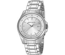 Armbanduhr Special Collection Analog Quarz Edelstahl Swiss Made