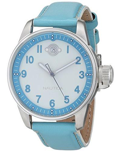 Damen Analog Quarz Uhr mit Leder Armband A95101L