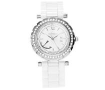 Armbanduhr Analog Quarz Premium Keramik Diamanten - STM15R9