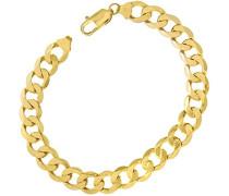 Halskette 9 Karat 375 Gelbgold 20,6 g 220 x 8