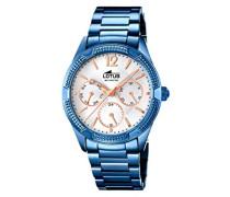 Damen-Armbanduhr Analog Quarz Edelstahl 18248/1