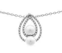 Damen Halskette Silber cm