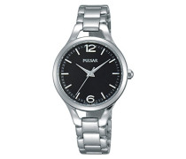 Damen-Armbanduhr Analog Quarz Edelstahl PH8185X1