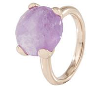 Ring, Bronze, Quarz, 60 (19.1)