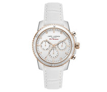 Damen-Armbanduhr LW42 Analog Quarz Leder 142SWRWL