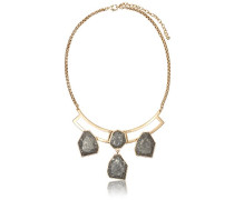 Collier Evident three Messing 0.9 cm - 151542101