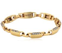 Jewelry Armband Messing Armband aus der Serie Classic vergoldet