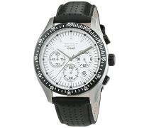 Herren-Armbanduhr Analog Quarz Leder ES102861004